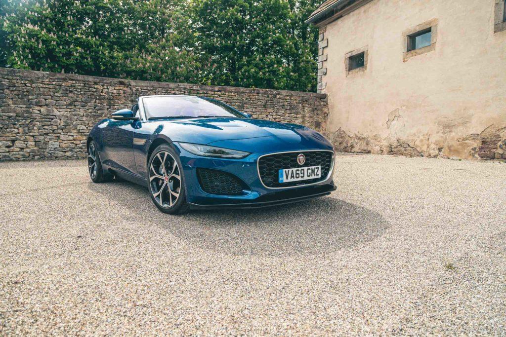 2020 Jaguar F-Type Cabriolet | Fanaticar Magazin