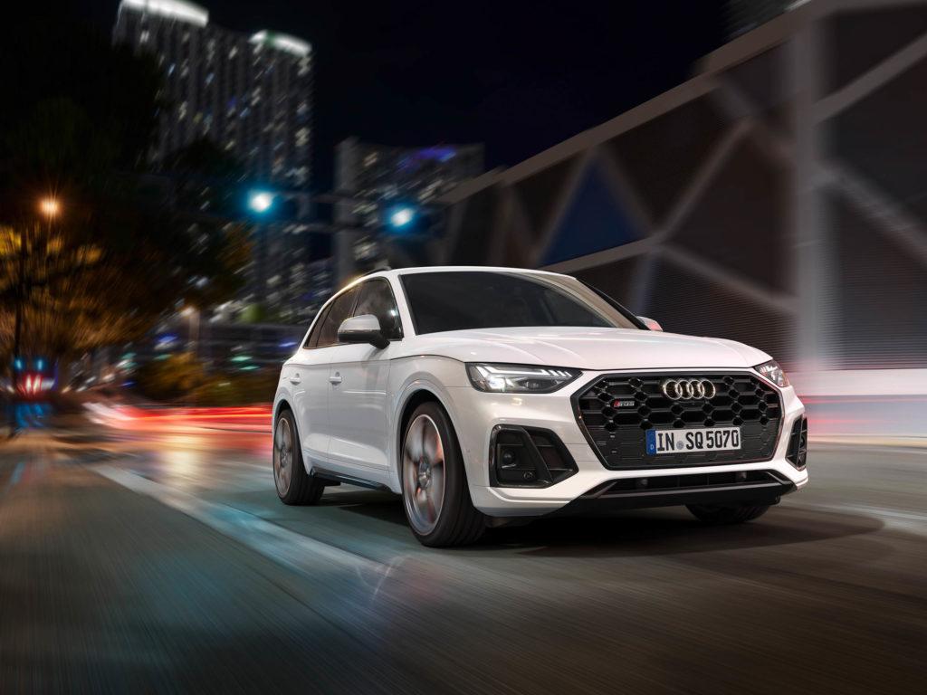 2021 Audi SQ5 TDI | Fanaticar Magazin