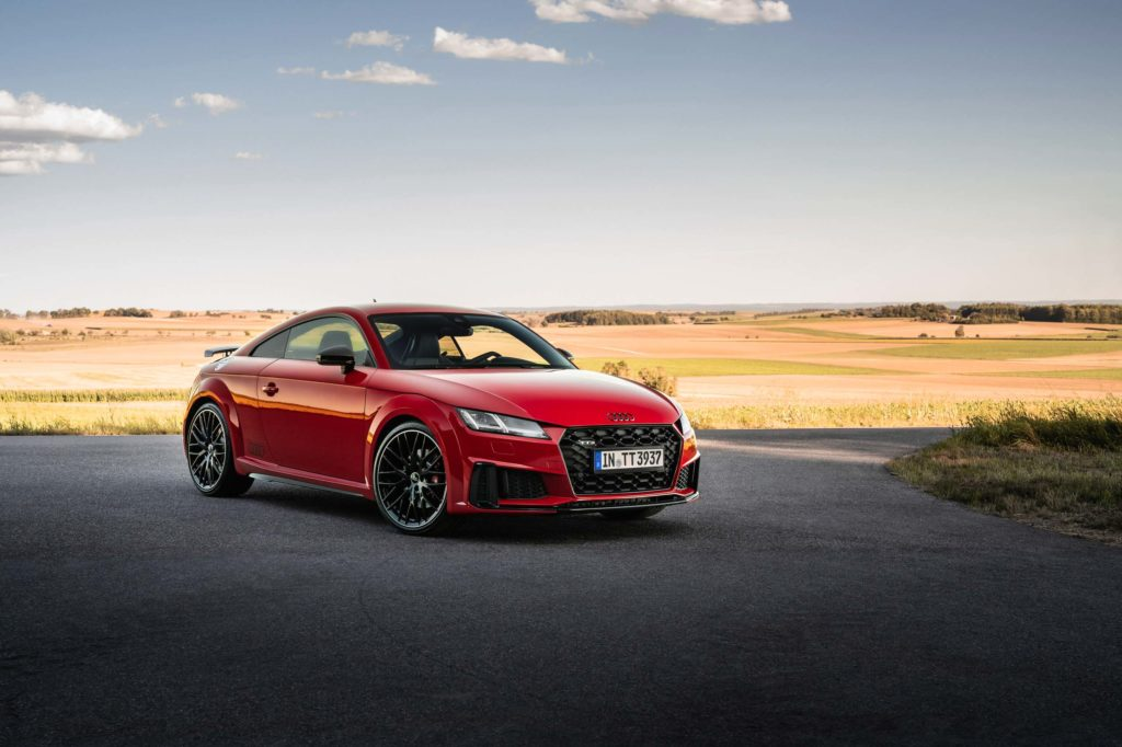 2021 Audi TTS competition plus | Fanaticar Magazin