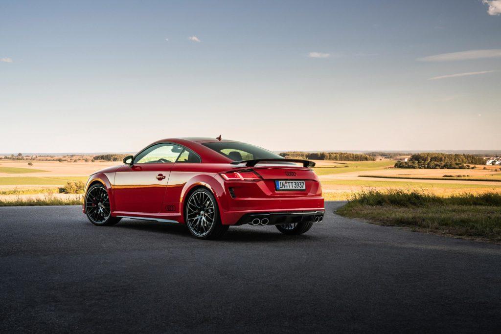 2021 Audi TTS competition plus | Fanaticar Magazin