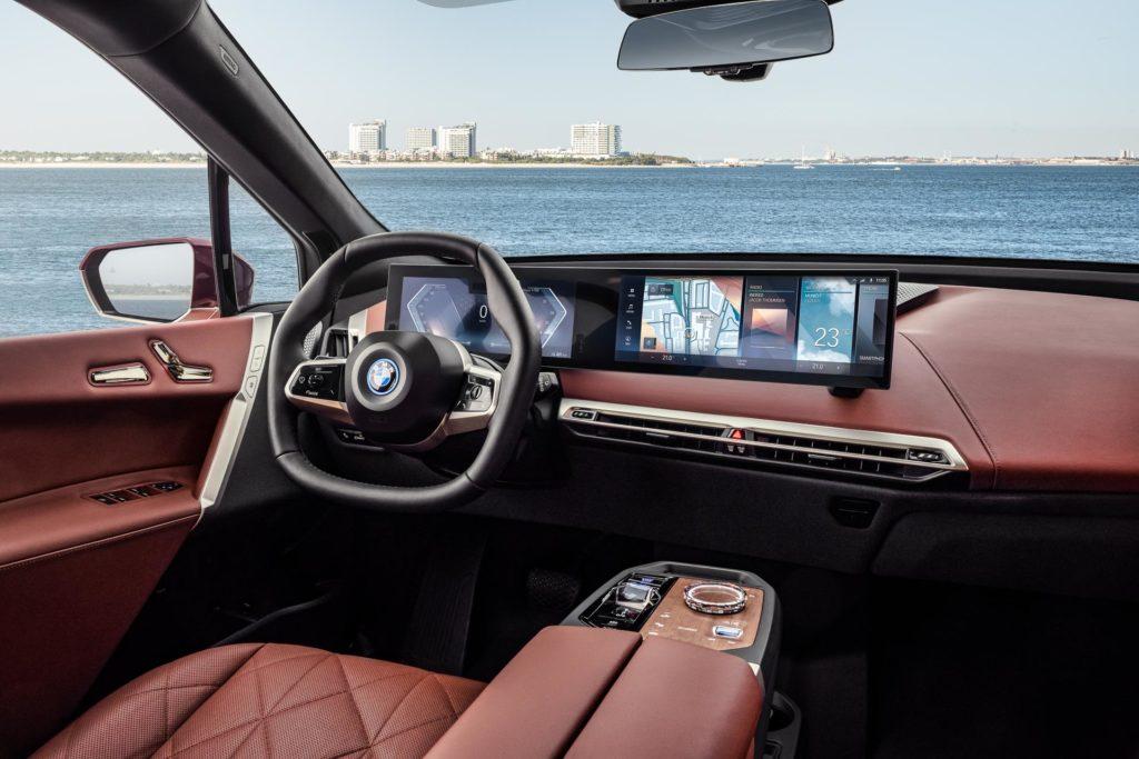 2021 BMW iX | Fanaticar Magazin