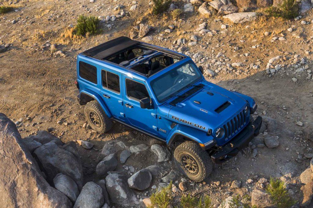2021 Jeep Wrangler Rubicon 392 | Fanaticar Magazin