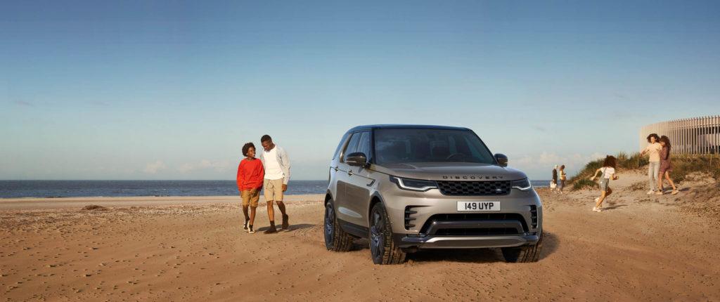 2021 Land Rover Discovery | Fanaticar Magazin