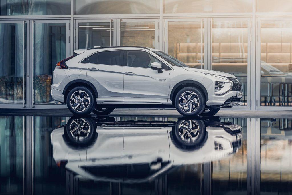 2021 Mitsubishi Eclipse Cross PHEV | Fanaticar Magazin