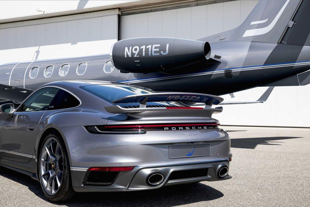 2021 Porsche Embraer Duet   Fanaticar Magazin