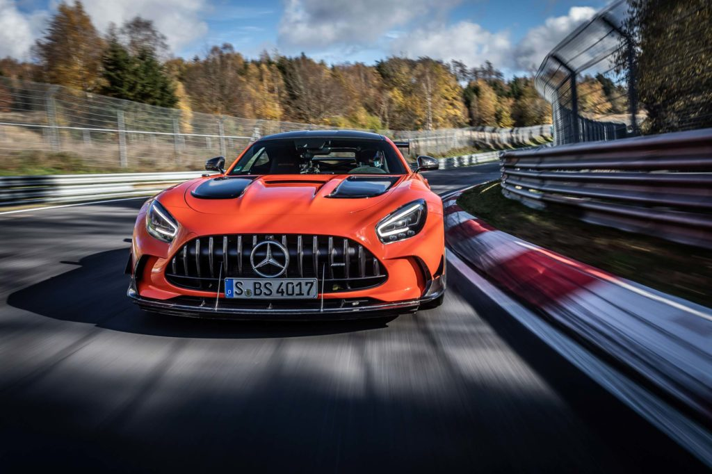 2021 Mercedes AMG-GT Black Series Nordschleife Rekord | Fanaticar Magazin