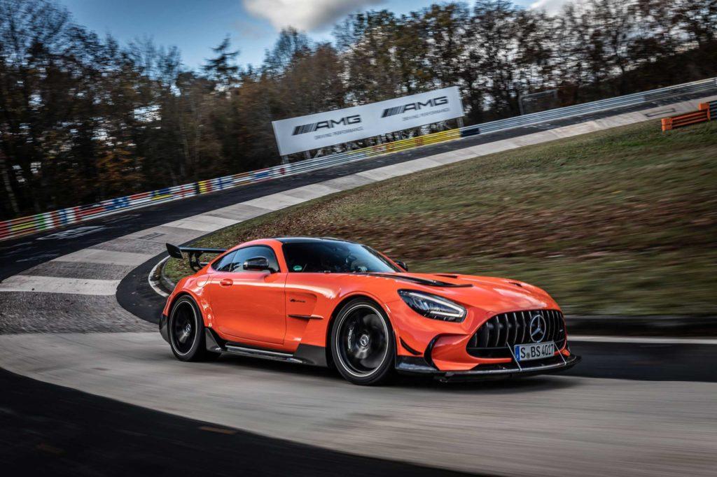 2021 Mercedes AMG-GT Black Series Nordschleife Rekord   Fanaticar Magazin