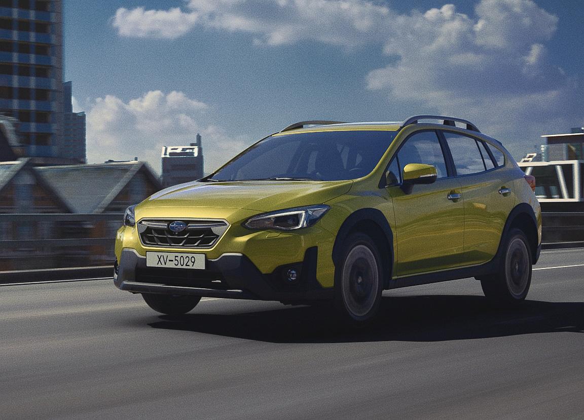 2021 Subaru XV | Fanaticar Magazin