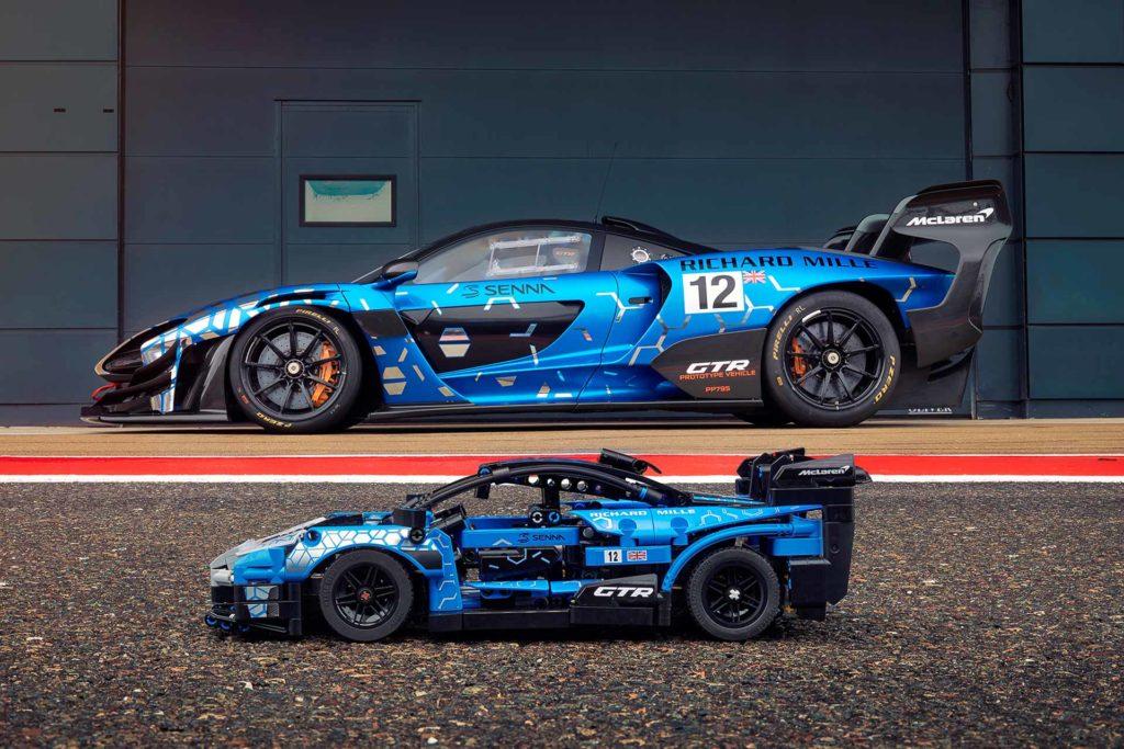 2021 Lego McLaren Senna GTR | Fanaticar Magazin