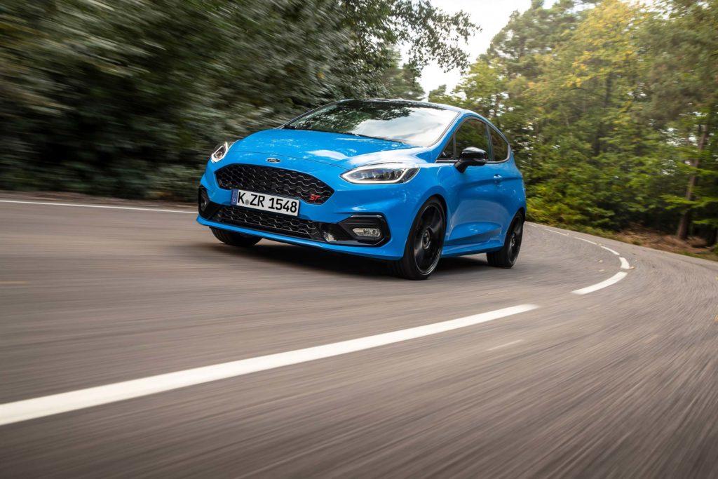 2020 Ford Fiesta ST Edition | Fanaticar Magazin