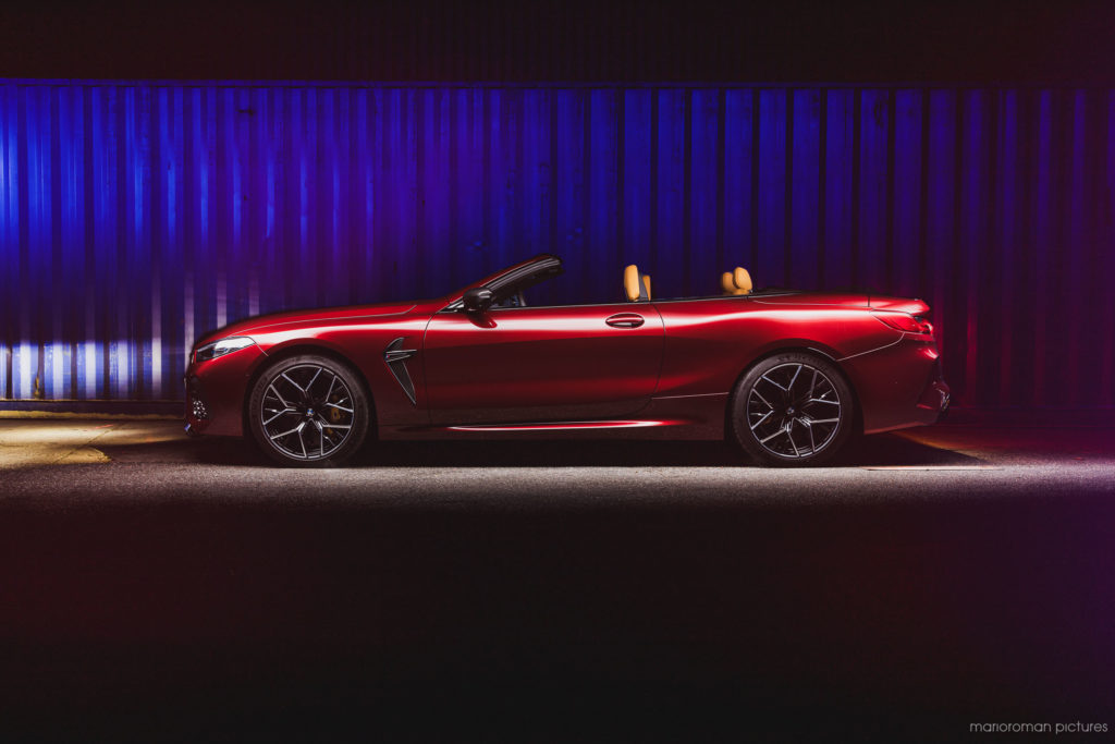2020 BMW M8 Competition Cabriolet xDrive | Fanaticar Magazin / MarioRoman Pictures