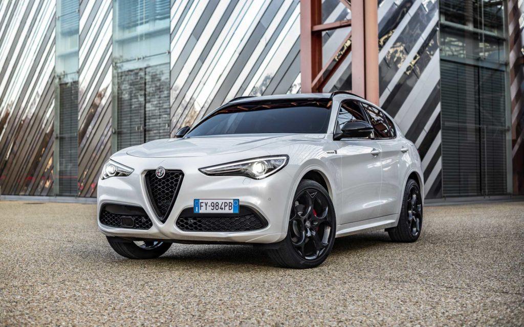 2021 Alfa Romeo Stelvio Ti | Fanaticar Magazin
