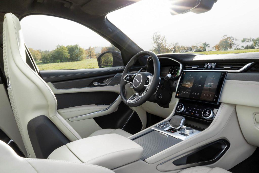 2021   Jaguar F-Pace SVR   Fanaticar Magazin