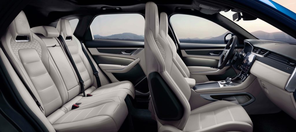 2021 | Jaguar F-Pace SVR | Fanaticar Magazin