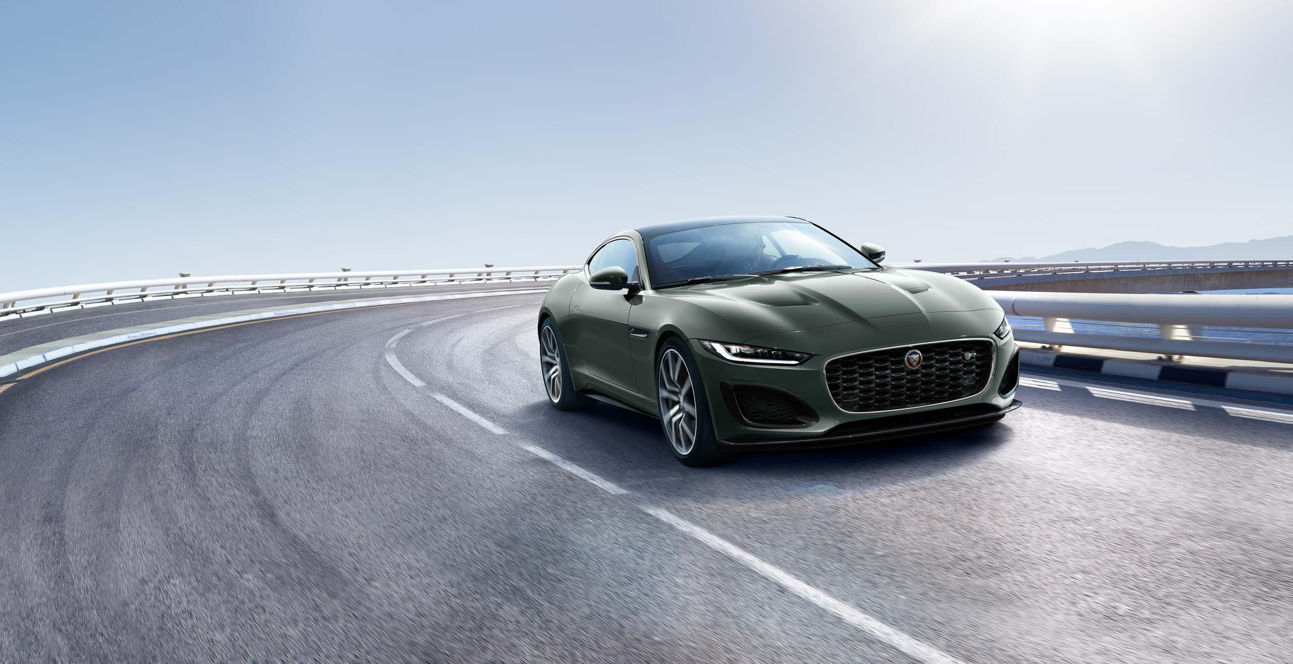 2021 Jaguar F-Type R Heritage 60 Edition | Fanaticar Magazin