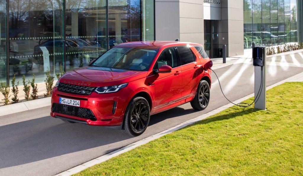 2021 Land Rover Range Rover Evoque P300e | Fanaticar Magazin