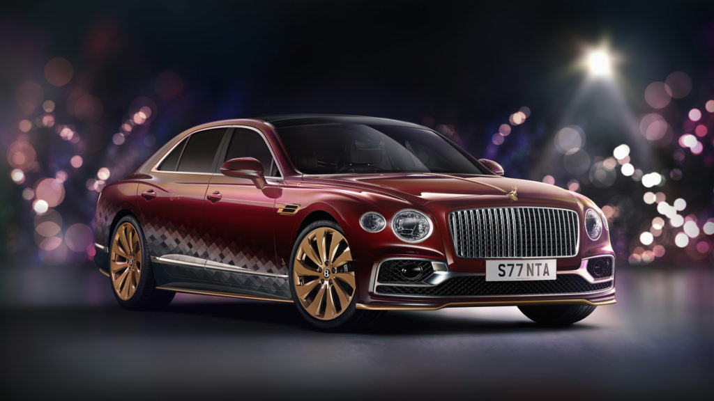 "2020 Bentley Flying Spur ""Reindeer Eight"" 
