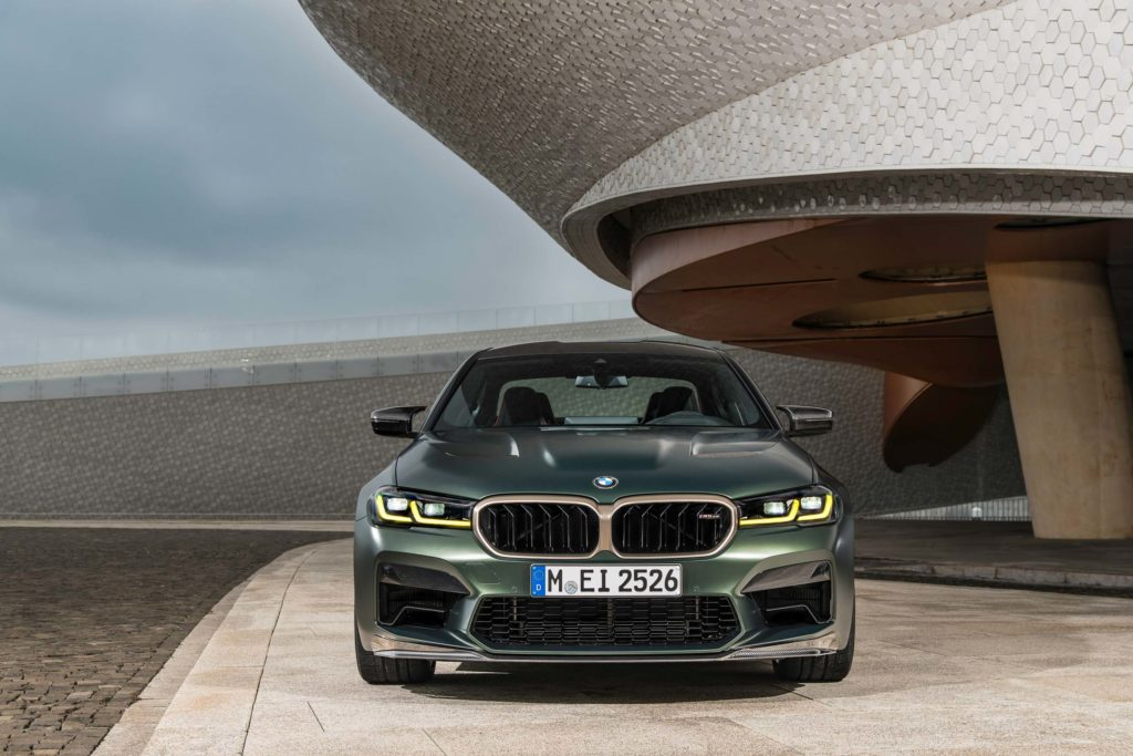 2021 BMW M5 CS | Fanaticar Magazin