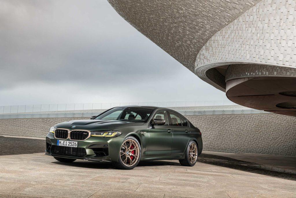 2021 BMW M5 CS | Fanaticar Magazin