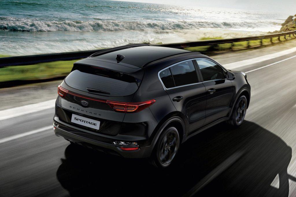 2021 Kia Sportage Black Edition | Fanaticar Magazin