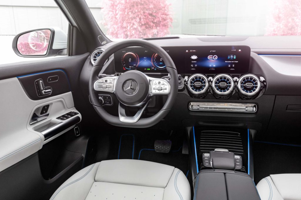 2021 Mercedes EQA | Fanaticar Magazin