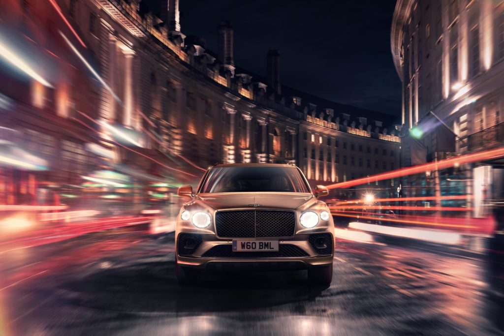 2021 New Bentley Bentayga Hybrid | Fanaticar Magazin