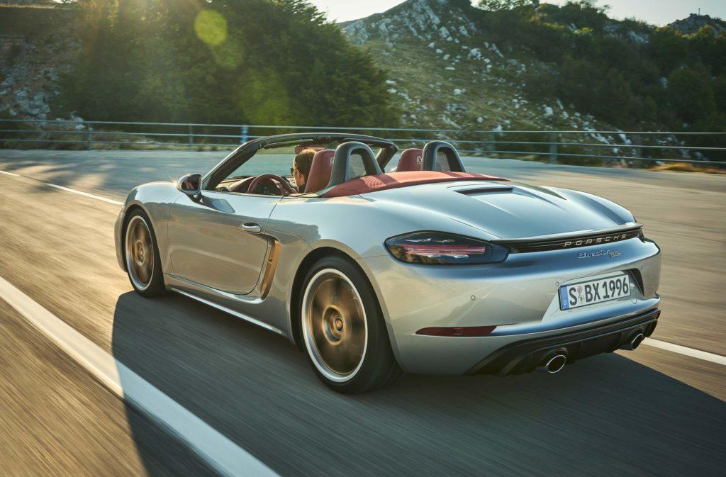 2021 Porsche Boxster 25 | Fanaticar Magazin