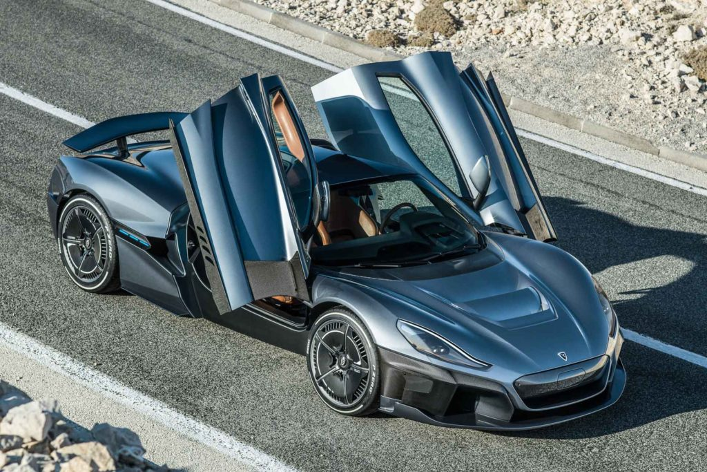 2021 Rimac C-Two | Fanaticar Magazin