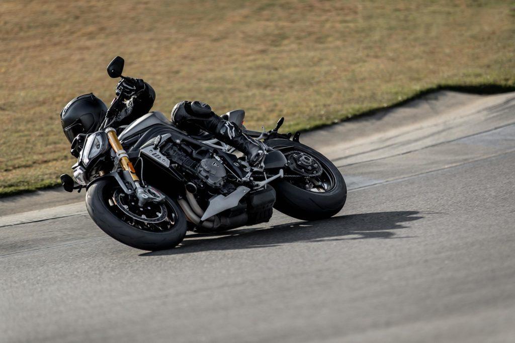 2021 Triumph Speed Triple 1200 RS | Fanaticar Magazin