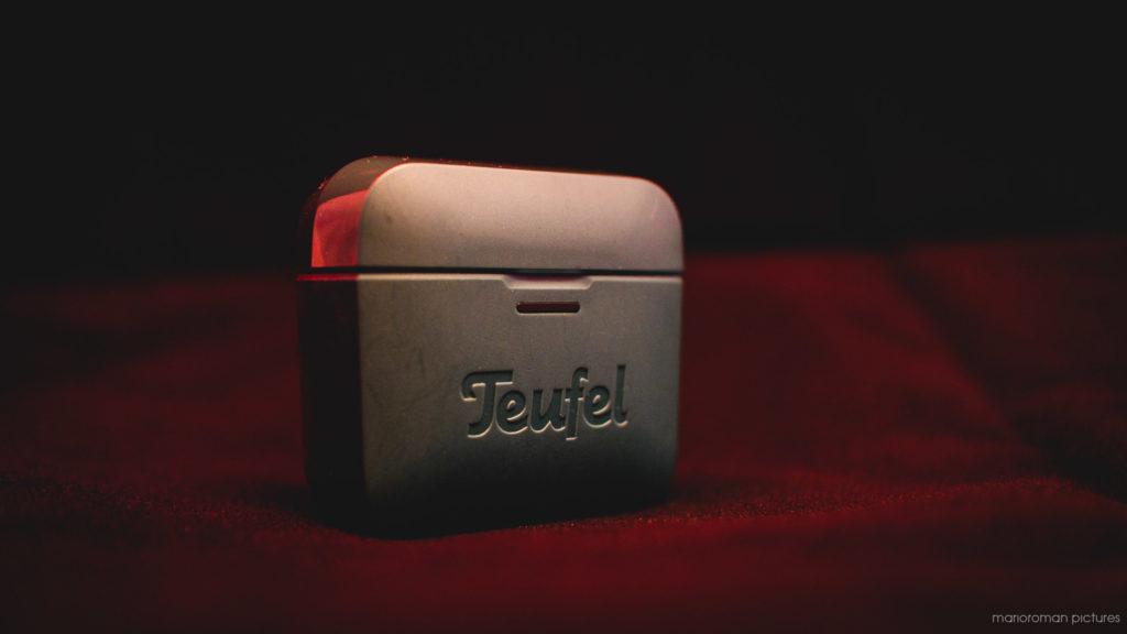 Teufel Airy True Wireless | Fanaticar Magazin