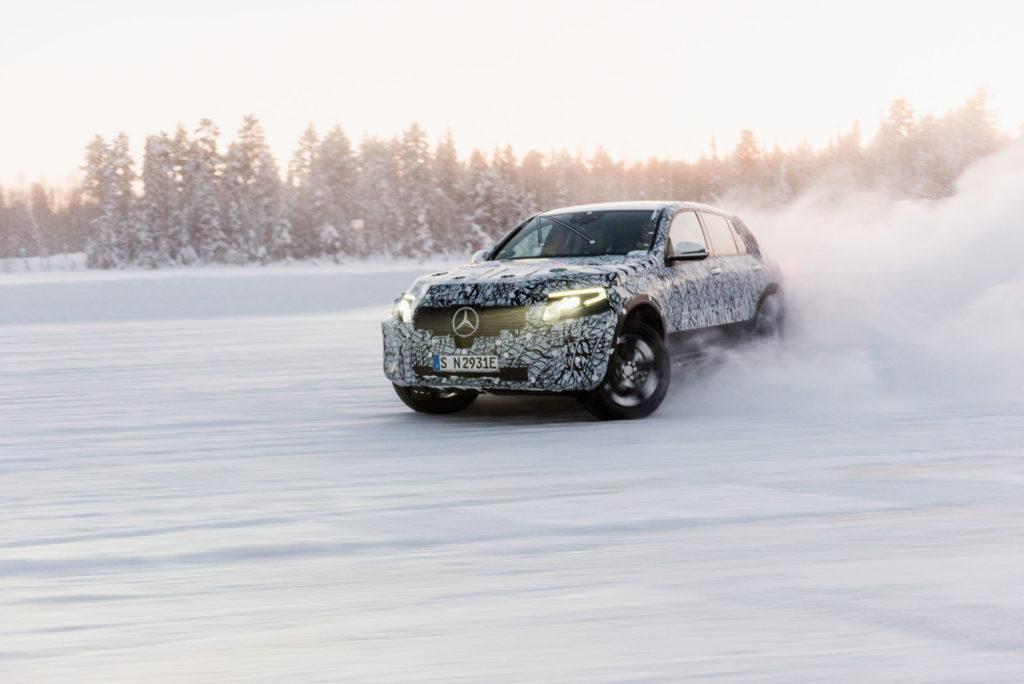 2021 Mercedes-Benz EQC AMG | Fanaticar Magazin