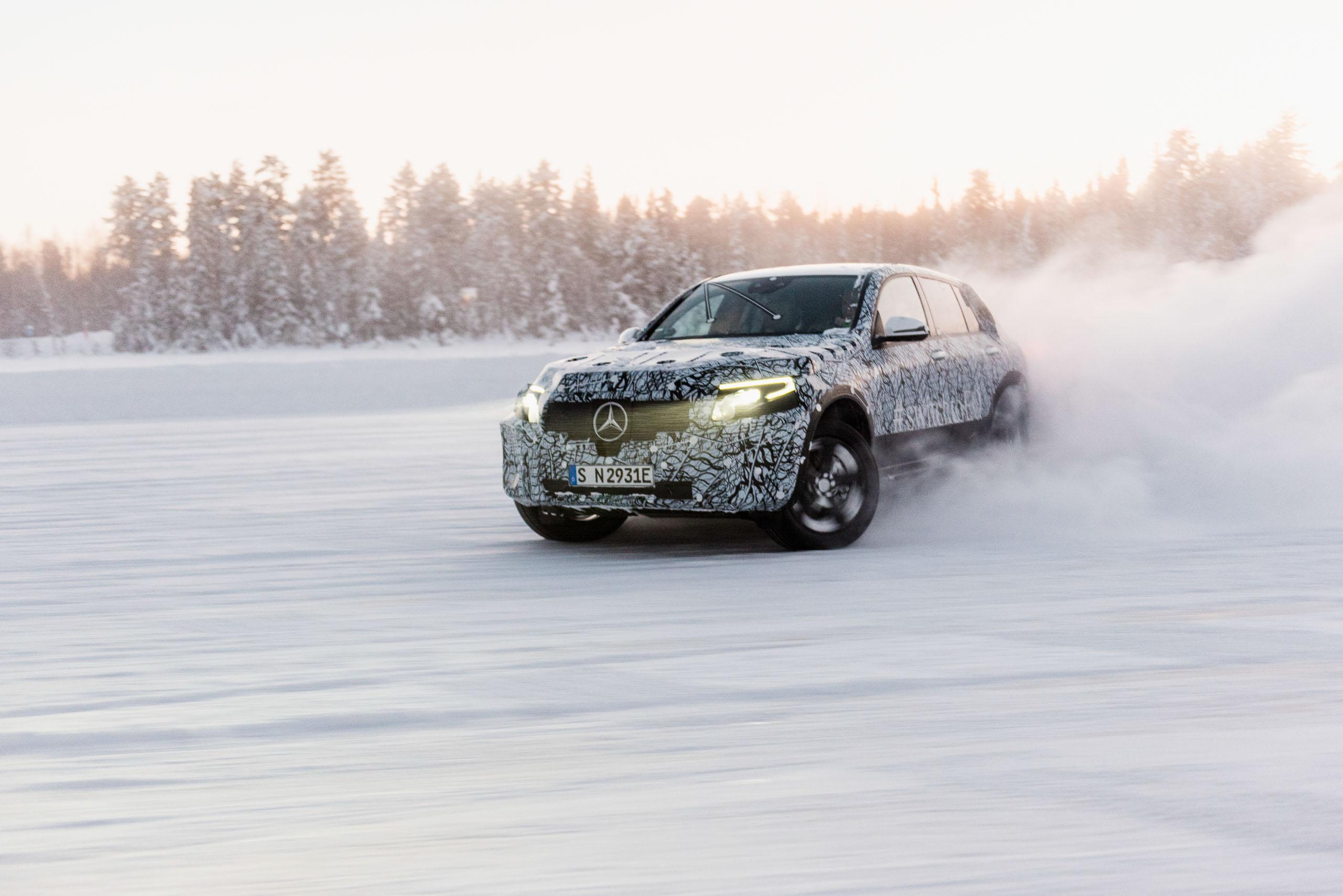 2021 Mercedes-Benz EQC AMG   Fanaticar Magazin
