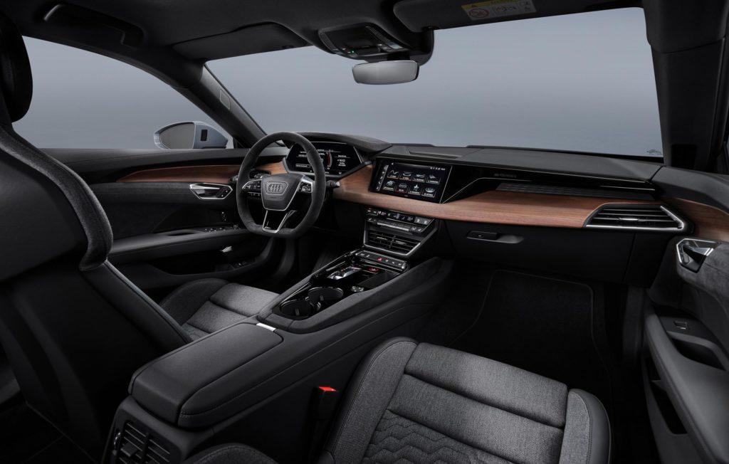 2021 Audi e-tron GT RS | Fanaticar Magazin