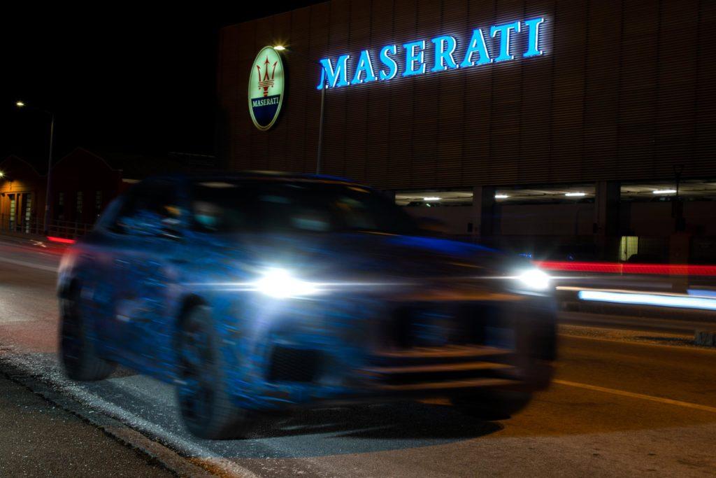 2021 Maserati Grecale | Fanaticar Magazin