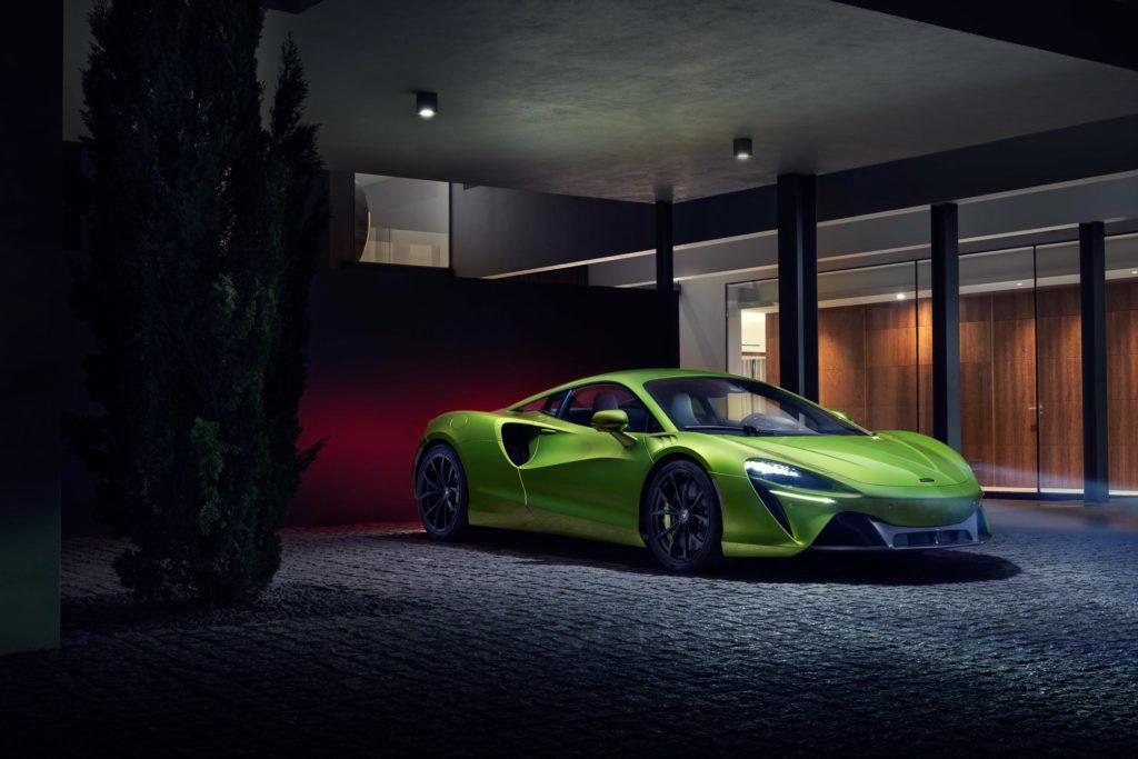 2021 McLaren Artura PHEV |Fanaticar Magazin