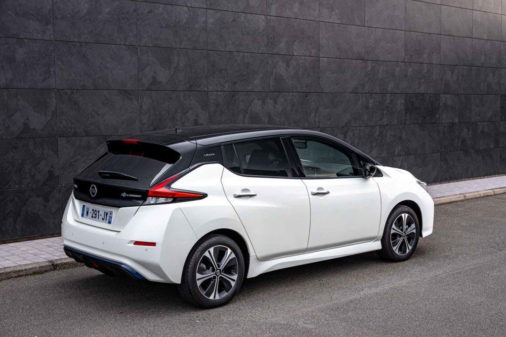 2021 Nissan Leaf10 | Fanaticar Magazin