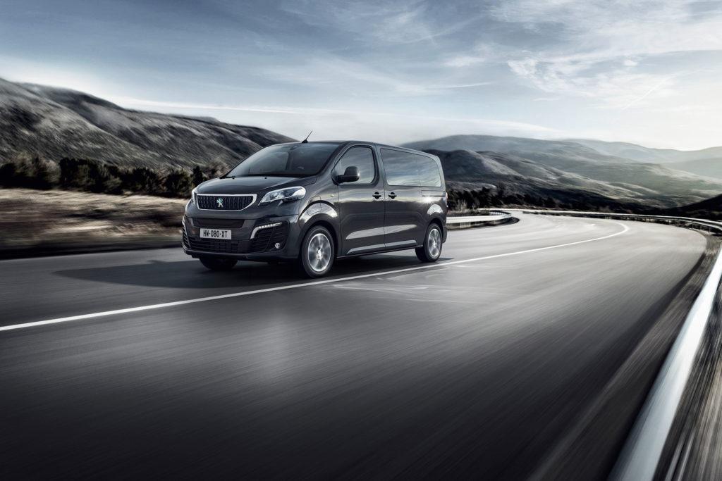 2021 Peugeot E-Traveller | Fanaticar Magazin