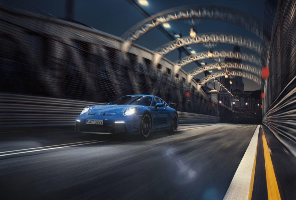 2021 Porsche 911 GT3 (992) | Fanaticar Magazin