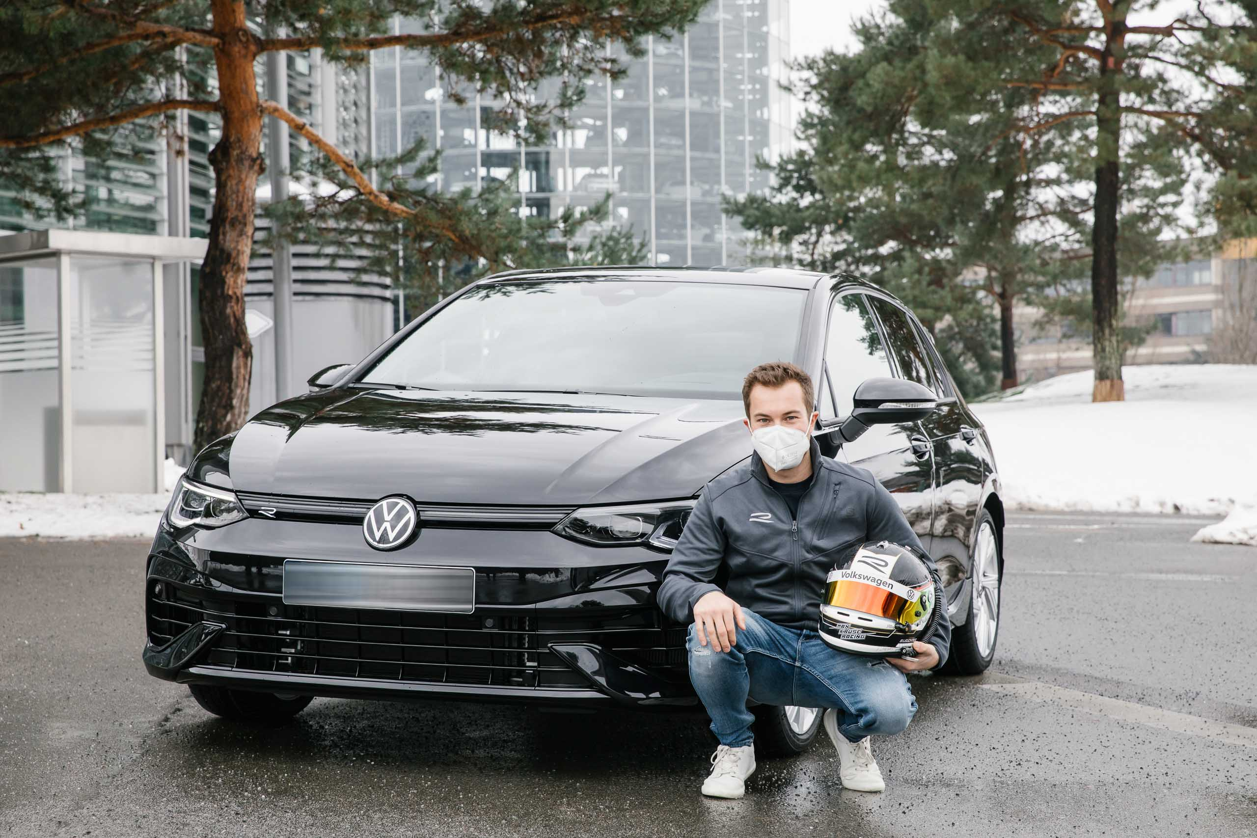 2021 Volkswagen Golf R - Benjamin Leuchter | Fanaticar Magazin