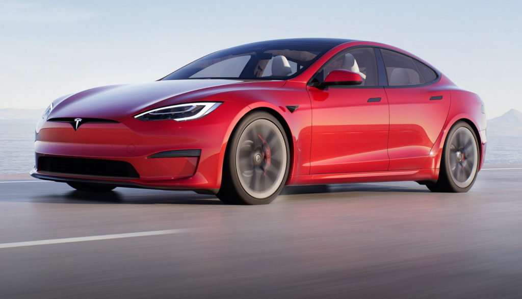 2021 Tesla Model S | Fanaticar Magazin