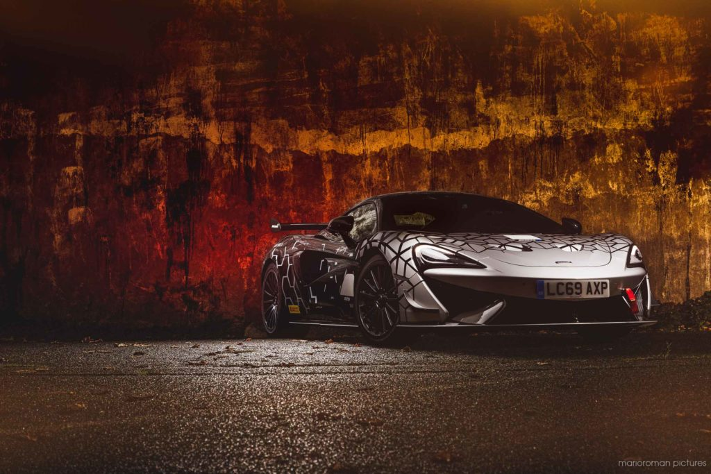 2021 McLaren 620R | MarioRoman Pictures / Fanaticar Magazin