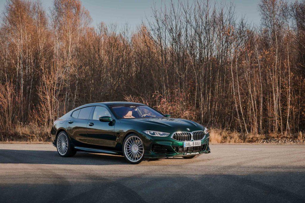2021 BMW Alpina B8 Gran Coupe | Fanaticar Magazin