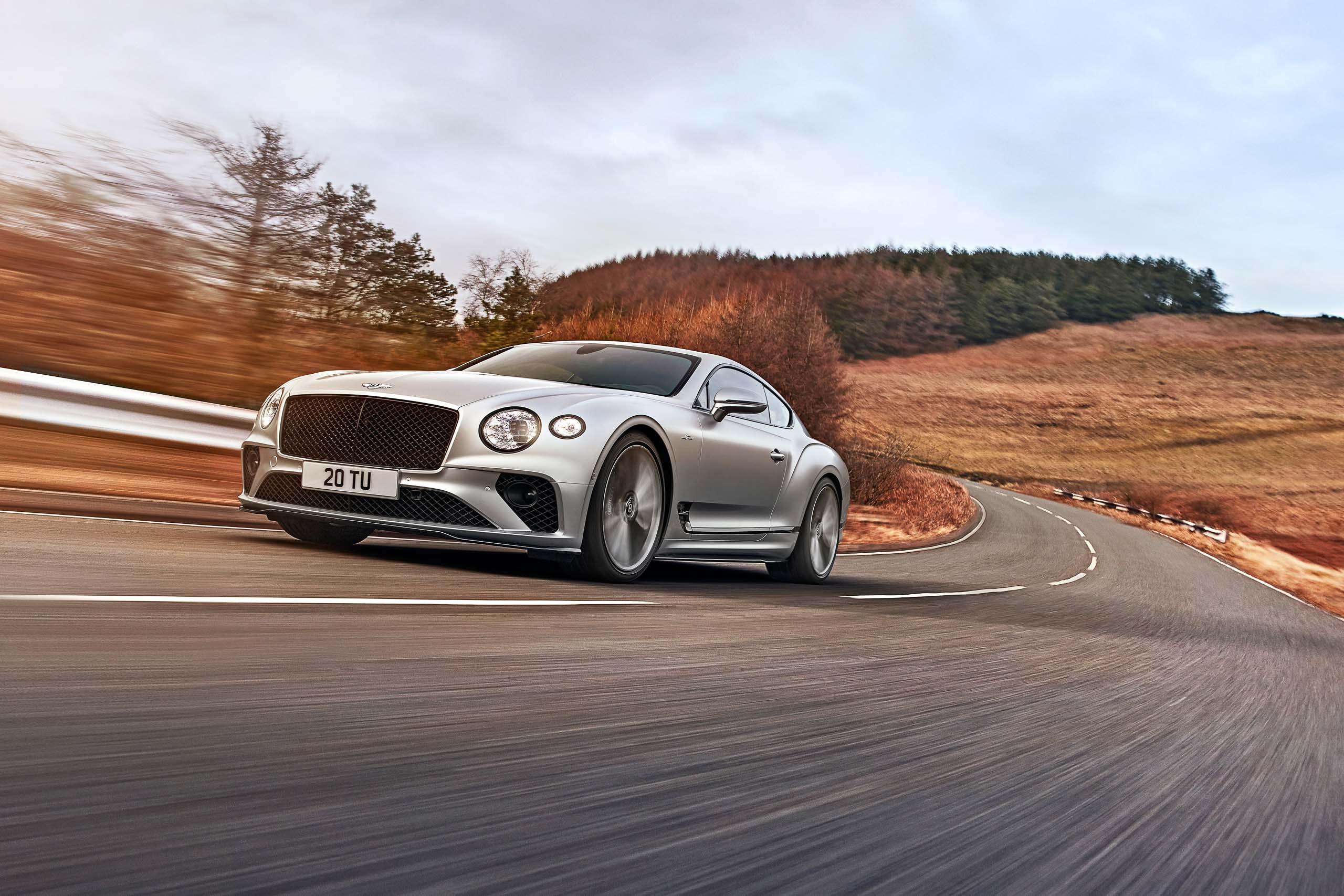 2021 Bentley Continental GT Speed | Fanaticar Magazin