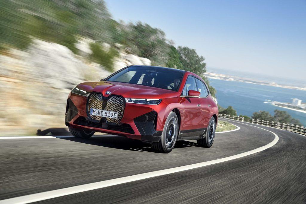 2021 BMW iX xDrive50 | Fanaticar Magazin