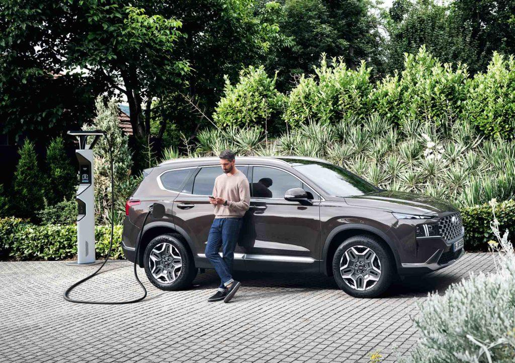 2021 | Hyundai Santa Fe Plugin-Hybrid | Fanaticar Magazin
