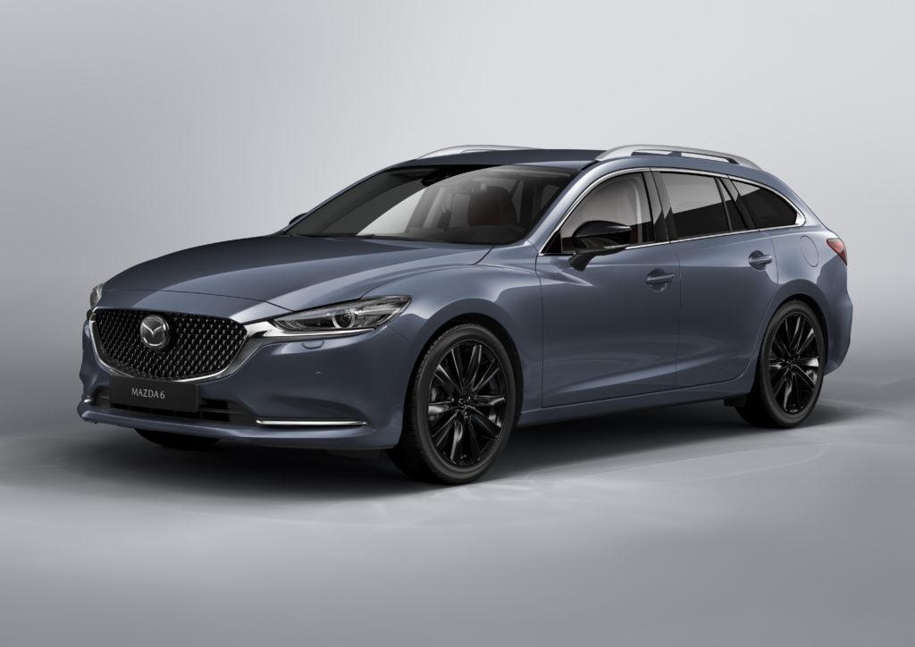 2021 Mazda 6 Homura | Fanaticar Magazin