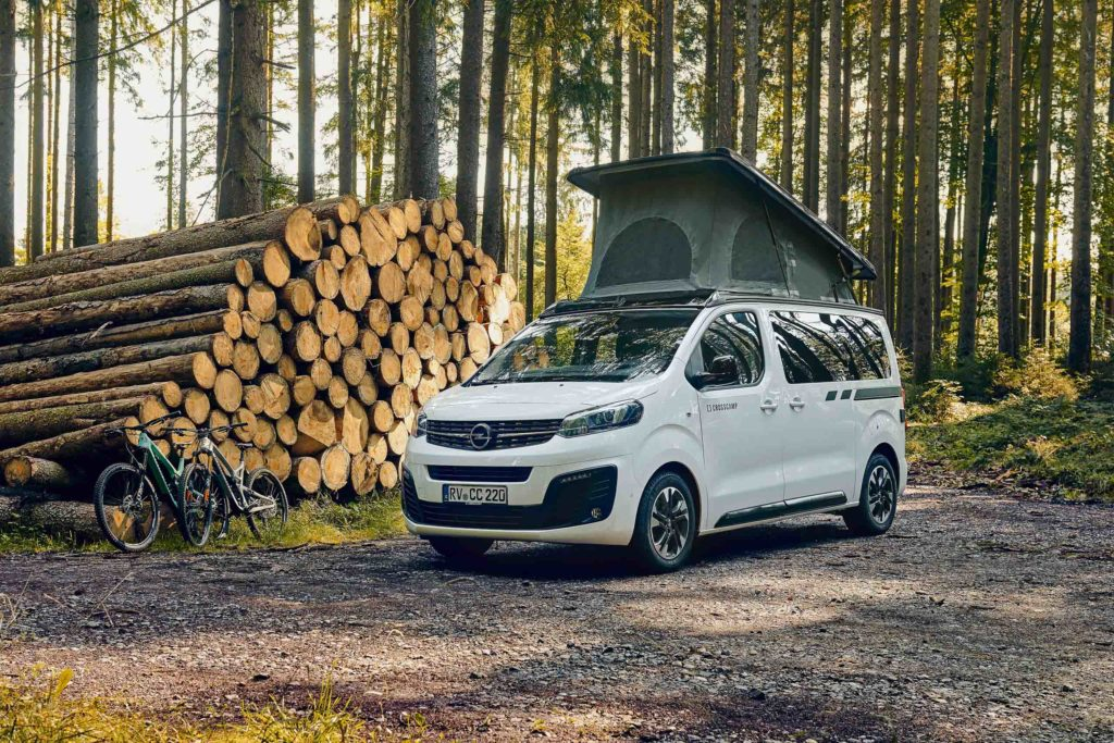 Opel Zafira Crosscamp Life | Fanaticar Magazin
