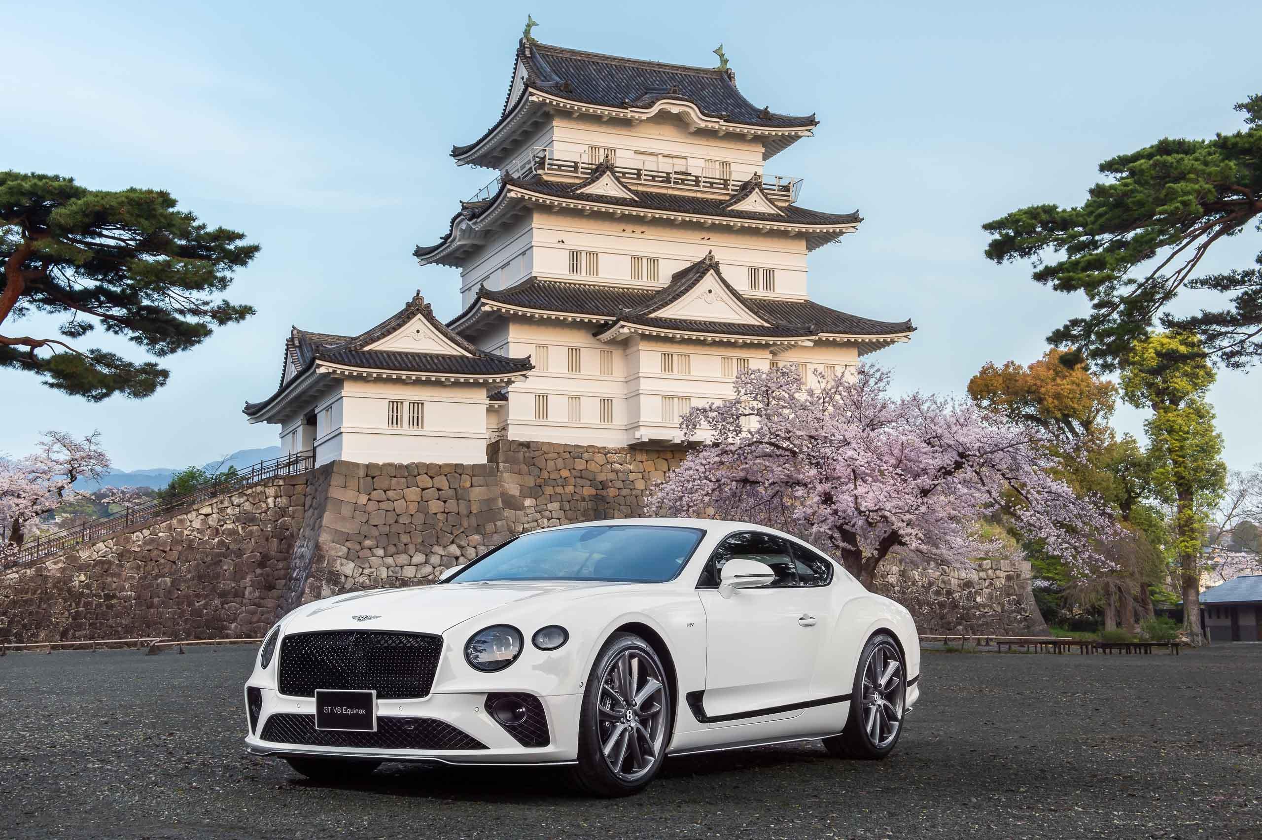 2021 Bentley Continental Equinox Edition | Fanaticar Magazin