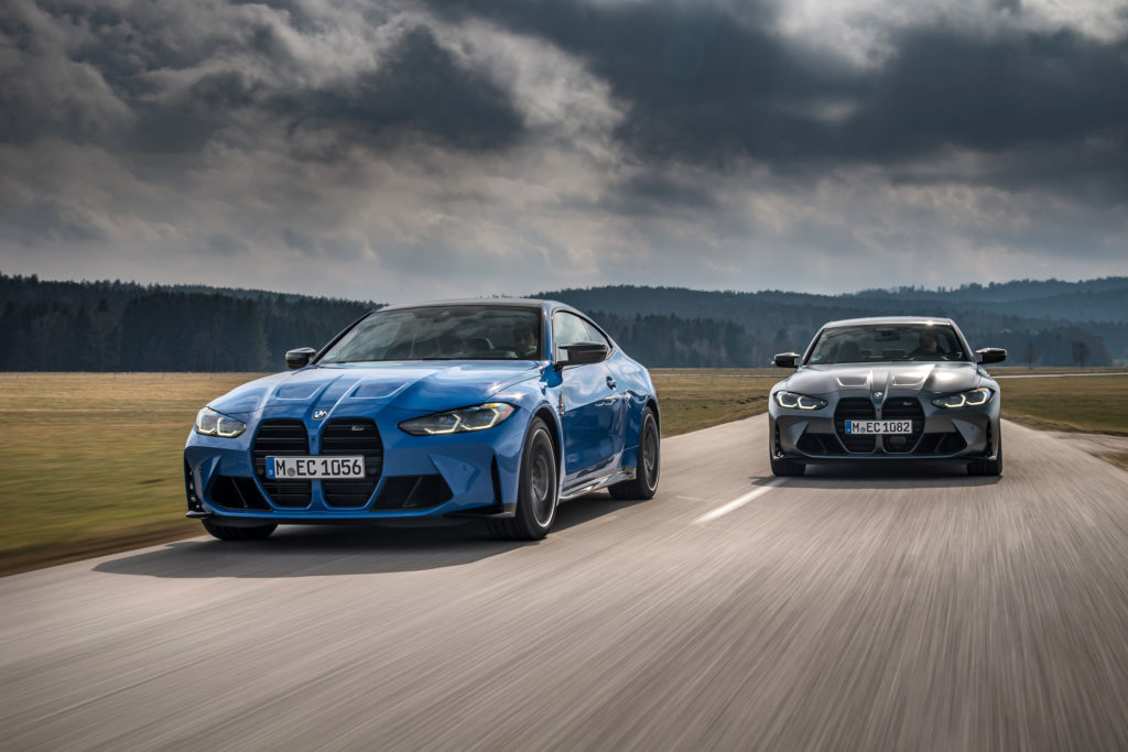 2021 BMW M3 / M4 Competition xDrive | Fanaticar Magazin