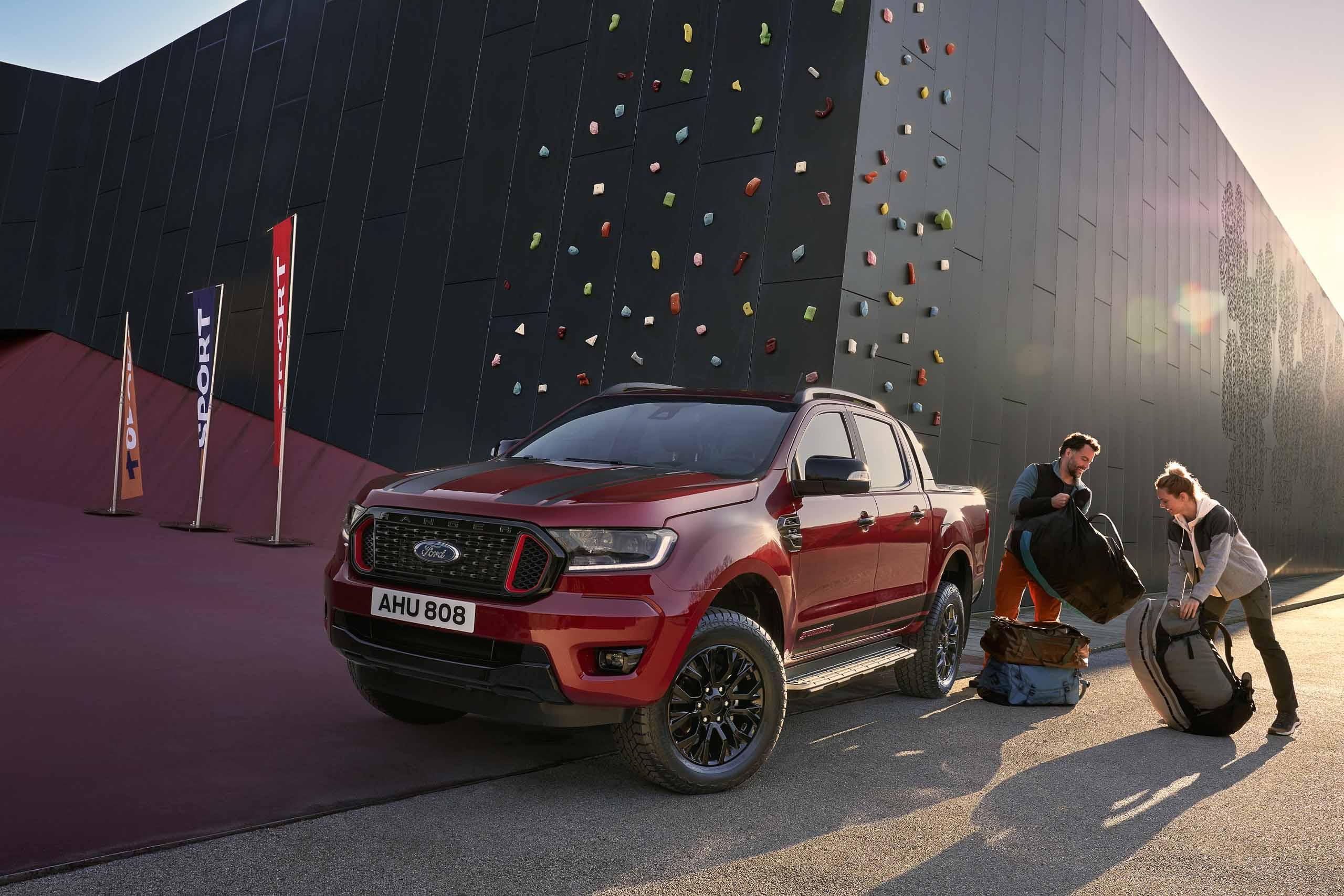 2021 Ford Ranger Stormtrak & Wolftrak | Fanaticar Magazin